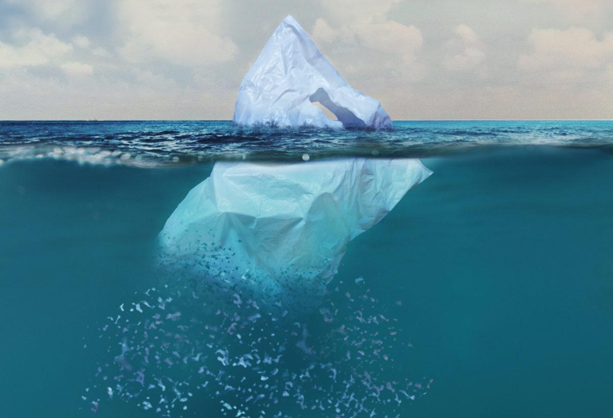 Einen Großteil des Plastiks in unseren Ozeanen sehen wir gar nicht, die Dunkelziffer ist höher als uns aktuelle Daten zeigen